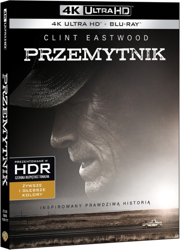 Przemytnik - The Mule (2018) - Film 4K Ultra-HD