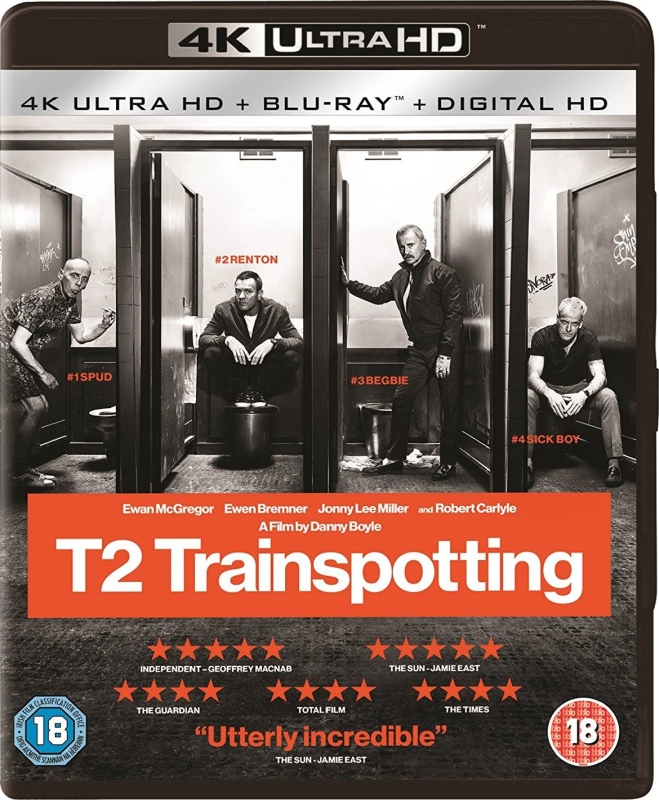 T2: Trainspotting (2017) - Film 4K Ultra-HD