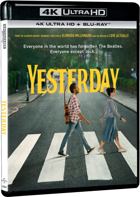 Yesterday (2019) - Film 4K Ultra-HD